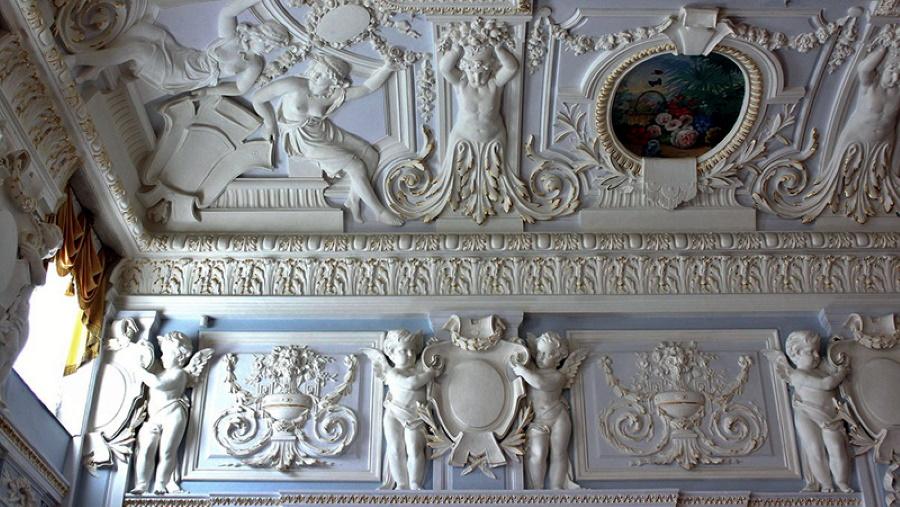 Разновидности гипсового декора и его свойства