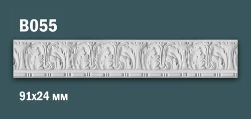 Продается декоративная гипсовая вставка (порезка) в055 по цене 549 руб.