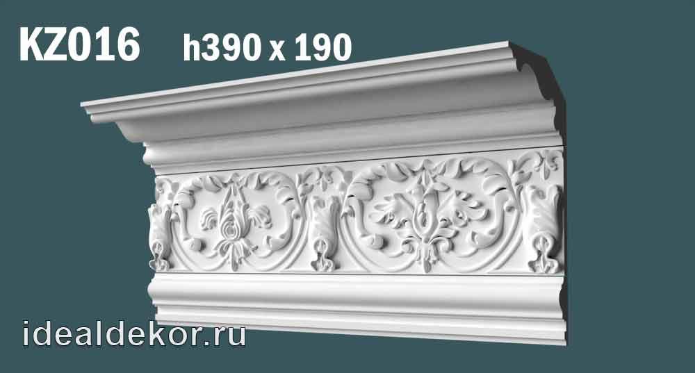 Продается kz016 гипсовый карниз сборный по цене 3025 руб.