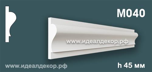 Продается m040 (гипсовый молдинг с гладким профилем) по цене 216 руб.
