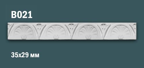 Продается декоративная гипсовая вставка (порезка) в021 по цене 213 руб.