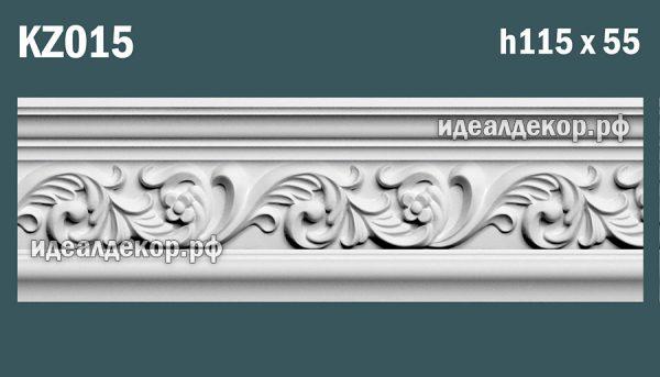 Продается kz015 гипсовый карниз сборный по цене 825 руб.