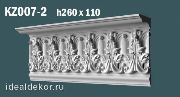 Продается kz007-2 гипсовый карниз сборный по цене 2004 руб.