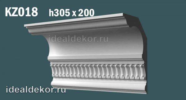 Продается kz018 гипсовый карниз сборный по цене 1974 руб.