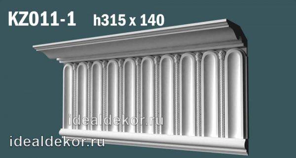 Продается kz011-1 гипсовый карниз сборный по цене 2475 руб.
