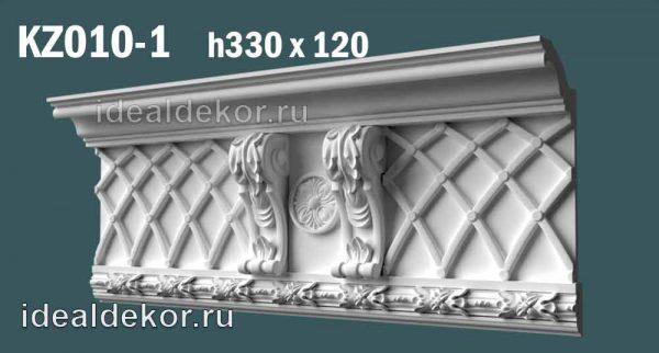 Продается kz010-1 гипсовый карниз сборный по цене 3465 руб.