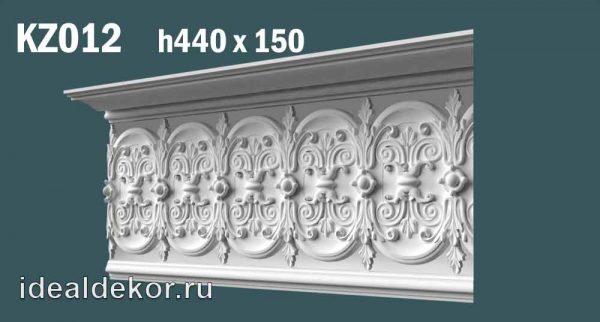 Продается kz012 гипсовый карниз сборный по цене 3208 руб.