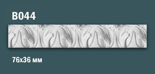 Продается декоративная гипсовая вставка (порезка) в044 по цене 457 руб.