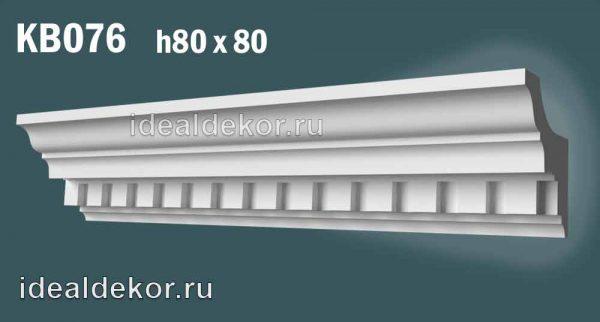 Продается kb076 гипсовый карниз с декором по цене 744 руб.