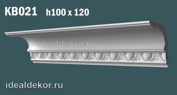 Продается kb021 гипсовый карниз с декором по цене 998 руб.