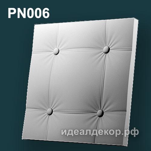 Продается pn006 - 3d панель из гипса стеновая по цене 832 руб.