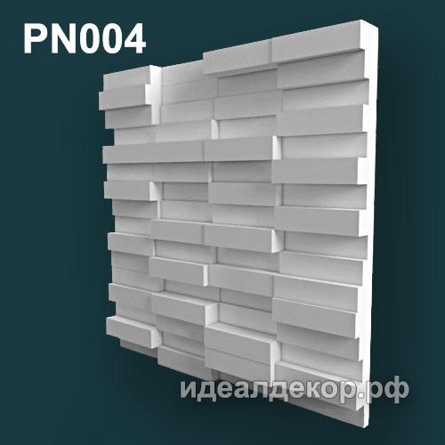 Продается pn004 - 3d панель из гипса стеновая по цене 832 руб.