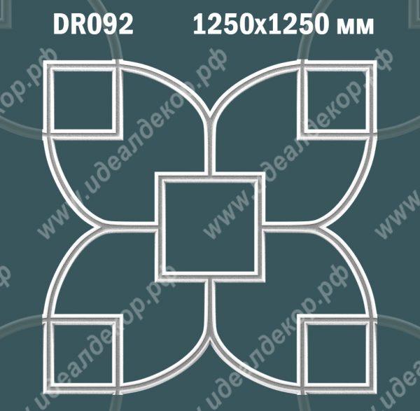 Продается dr092 потолочный декор модерн по цене 3702 руб.