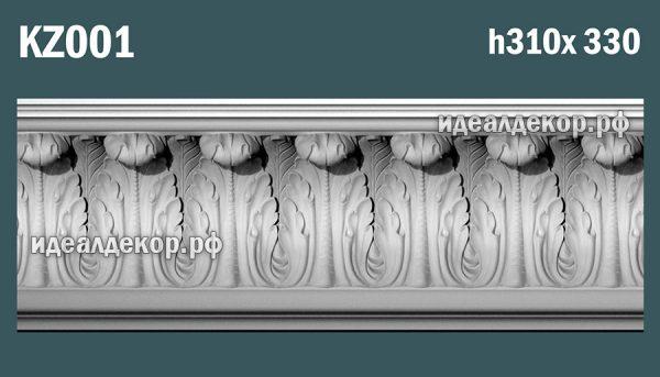 Продается kz001 гипсовый карниз сборный по цене 2505 руб.