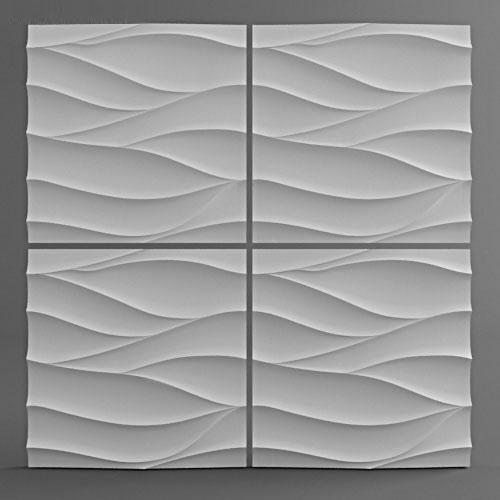 Продается pn003 - 3d панель из гипса стеновая по цене 832 руб.