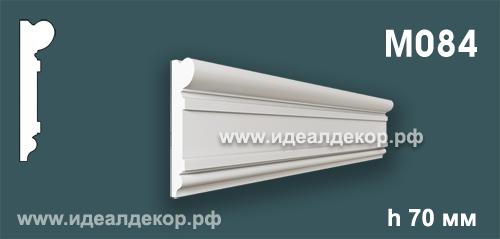 Продается m084 (гипсовый молдинг с гладким профилем) по цене 323 руб.