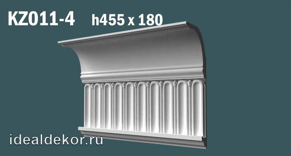 Продается kz011-4 гипсовый карниз сборный по цене 2780 руб.